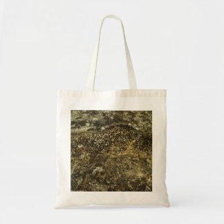 Weathered Stone Effect Design. Bag