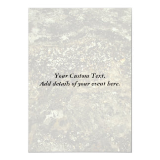 Weathered Stone Effect Design. Card