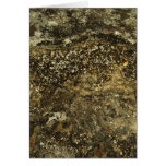 Weathered Stone Effect Design. Stationery Note Card