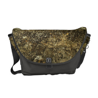 Weathered Stone Effect Design. Commuter Bags