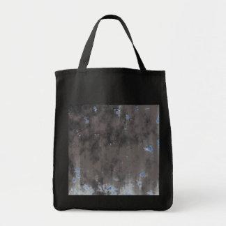Weathered Stone or Metal Design Bag
