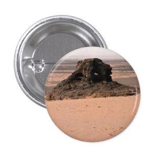 Weathered surrealistic sandstone rock, Niger rock Pin