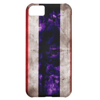Weathered Thailand Flag iPhone 5C Case