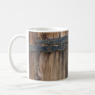 Weathered Timber Mug