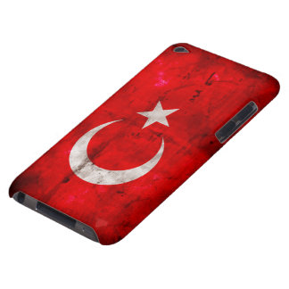 Weathered Turkey Flag Case-Mate iPod Touch Case