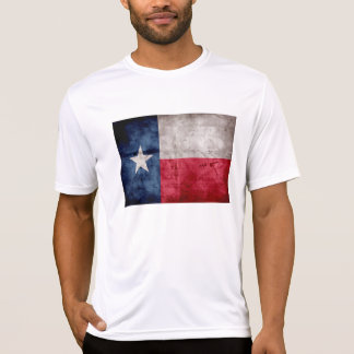 Weathered Vintage Texas State Flag T-Shirt