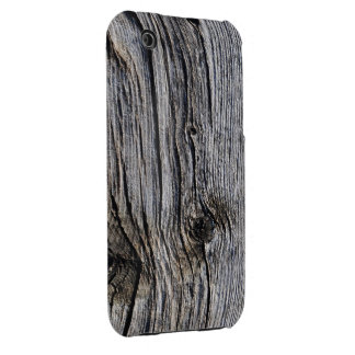 Weathered Wood Board-effect Rustic Phone Case iPhone 3 Cases