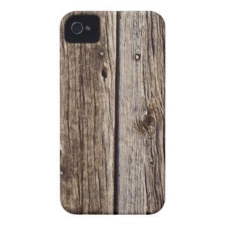 Weathered Wood Board Rustic Phone Case