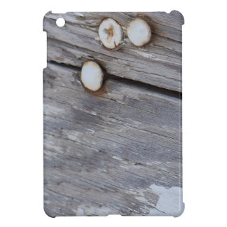 Weathered Wood Cover For The iPad Mini