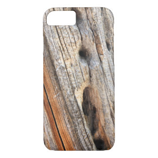Weathered wood iPhone 8/7 case