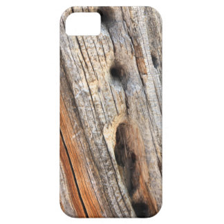 Weathered wood iPhone SE/5/5s case