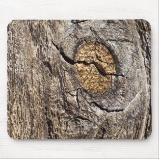 Weathered Wood Mousepad