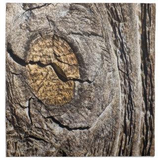 Weathered Wood Napkin