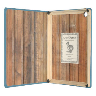 Weathered Wooden Wall Cover For iPad Air