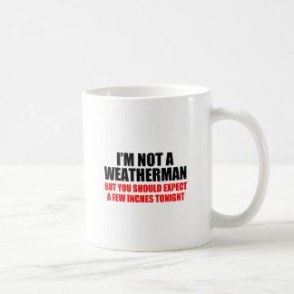 weatherman coffee mug