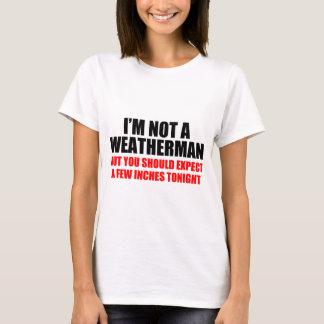 weatherman T-Shirt