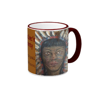 Weather's Liberty Survival Freedom Ringer Mug