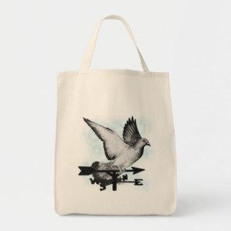 Weathervane Homer2 Canvas Bags