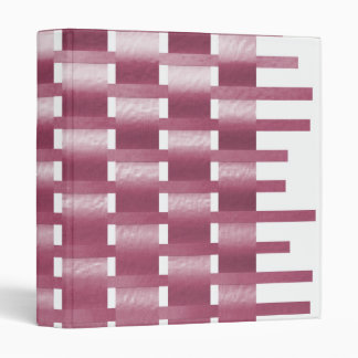 Weave Abstract Binder