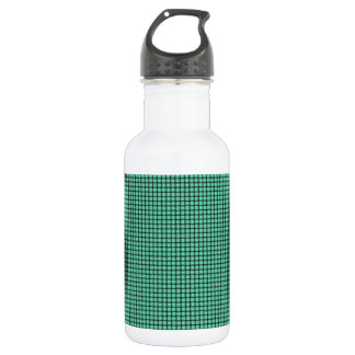 Weave - Aquamarine Water Bottle
