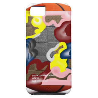 Weave Basketball iPhone SE/5/5s Case