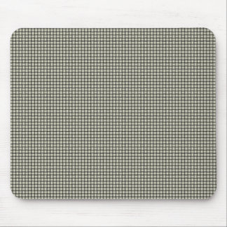 Weave - Beige Mouse Pad
