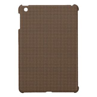 Weave - Cafe au Lait iPad Mini Cover