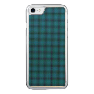 Weave - Cerulean Carved iPhone 7 Case