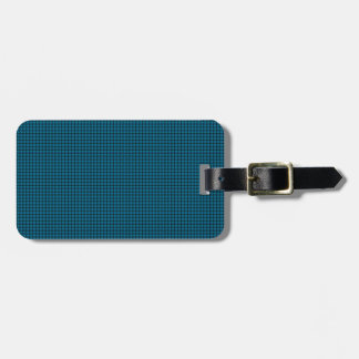 Weave - Cerulean Tags For Luggage
