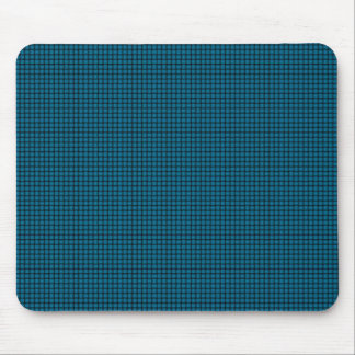 Weave - Cerulean Mouse Pad