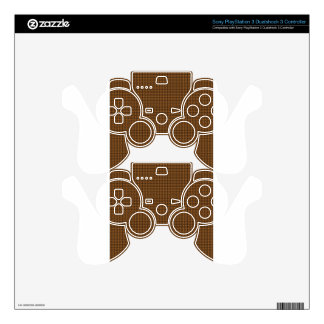 Weave - Copper Skin For PS3 Controller