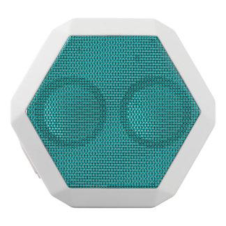 Weave - Cyan White Bluetooth Speaker
