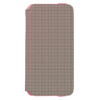 Weave - Eggshell iPhone 6/6s Wallet Case
