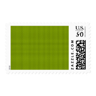 Weave - Fluorescent Yellow Postage