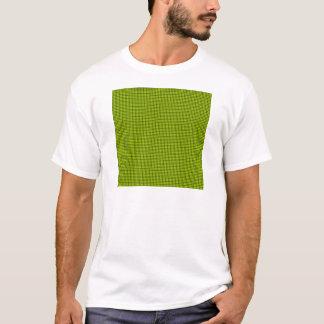 Weave - Fluorescent Yellow T-Shirt