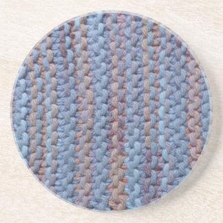 Weave - GrapeSlushy Beverage Coaster