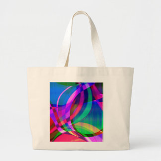 Weave in the Breeze Jumbo Tote Bag