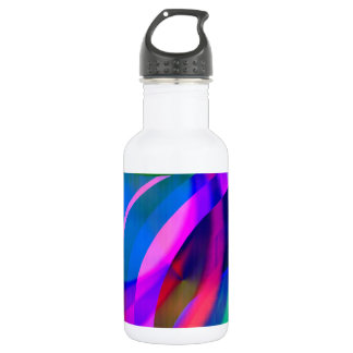 Weave in the Breeze Stainless Steel Water Bottle