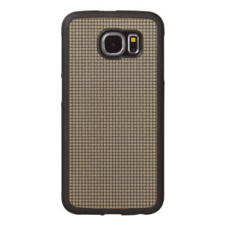Weave - Light Gray Wood Phone Case