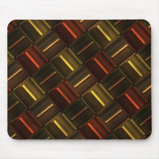 weave mouse pad