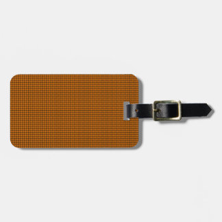Weave - Orange Tag For Luggage