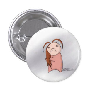 Weave Pinback Button