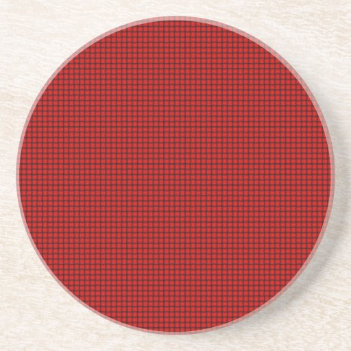 Weave - Red Coaster