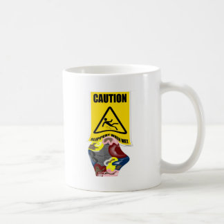 Weave Slippery When Wet Coffee Mug