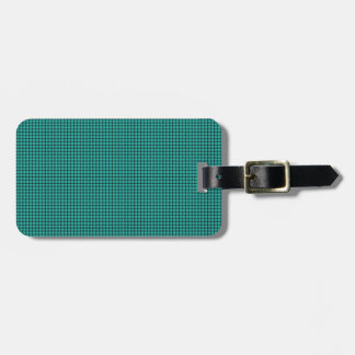Weave - Turquoise Tags For Bags