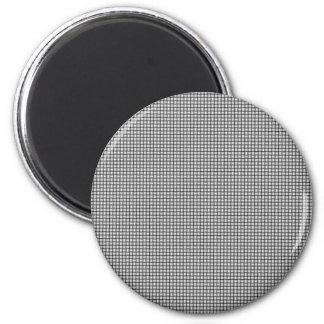 Weave - White Magnet