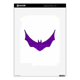 Weaved Bat Decals For The iPad 2