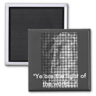 weavedlighthousedesign imán de frigorifico