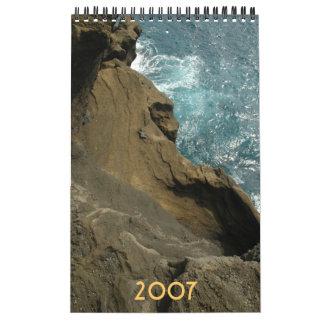 Weaver 2007 calendar