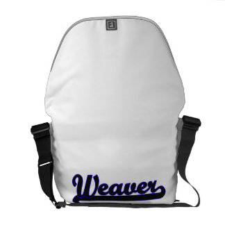 Weaver Classic Job Design Messenger Bags